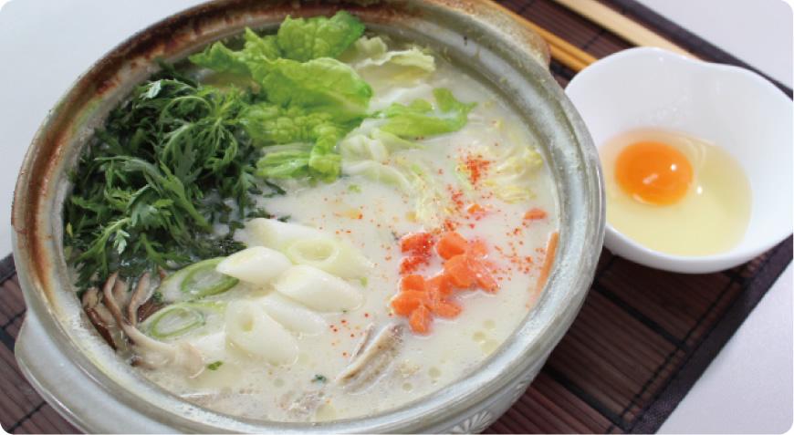ご当地レシピ!奈良県 飛鳥鍋