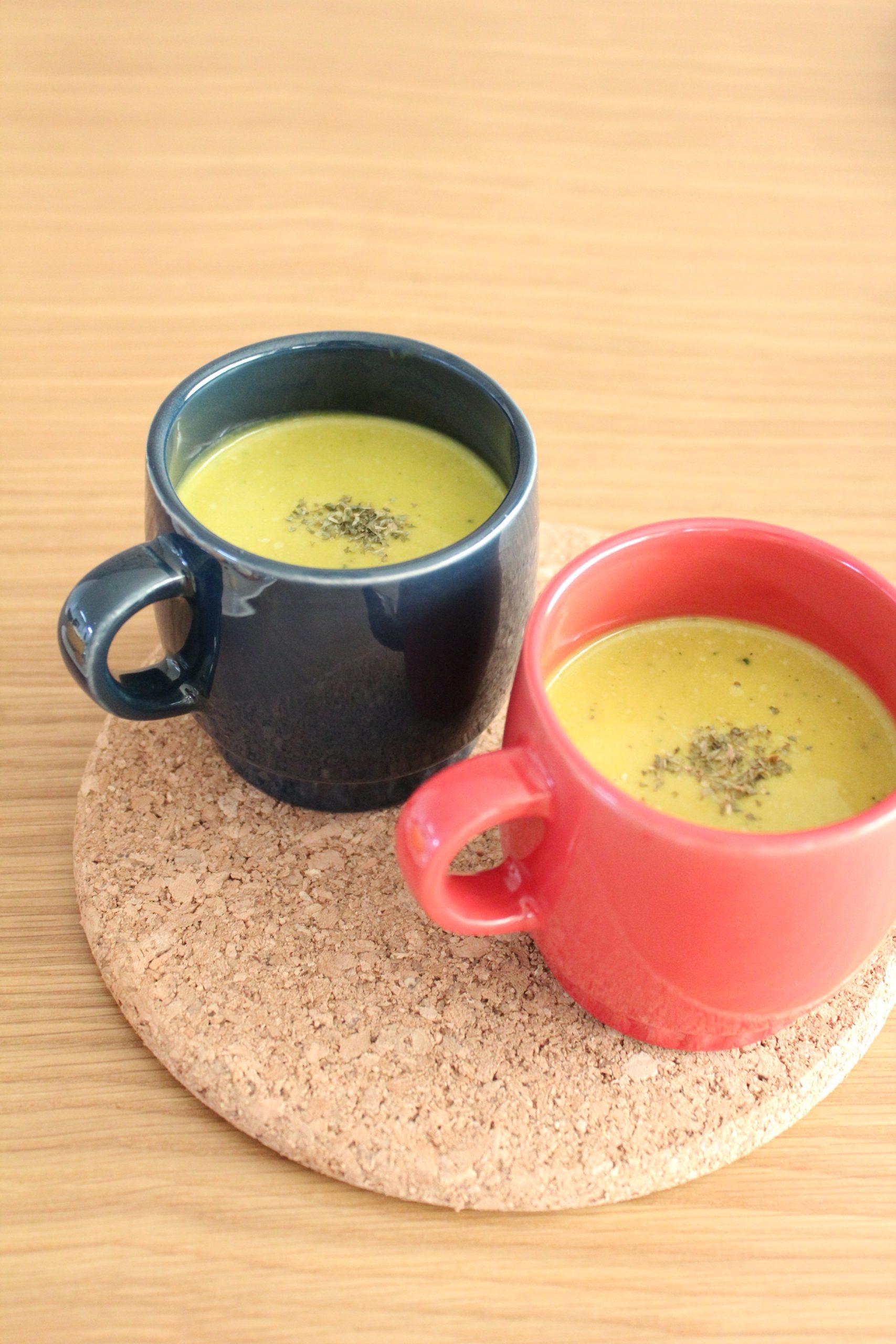 美味しい♪かぼちゃの冷製スープ
